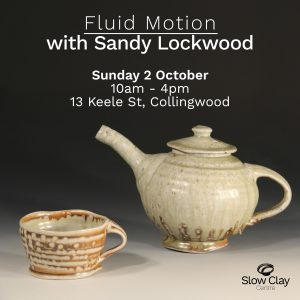 Fluid Motion with Sandy Lockwood
