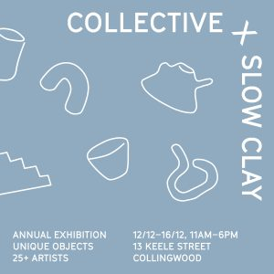 COLLECTIVE X SLOW CLAY 2018